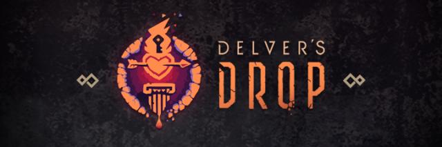 delvers drop logo