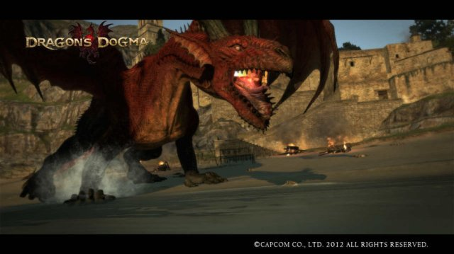 photo taken from http://www.deviantart.com/art/Dragon-s-Dogma-Red-Wyrm-Screenshot-2-305298649