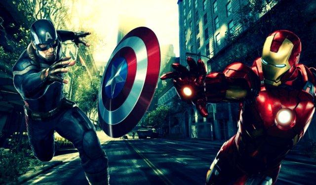 Photo found from ThanosEditions's deviantart page.   http://thanoseditions.deviantart.com/art/Marvel-Civil-War-Captain-America-Vs-Iron-Man-373972199